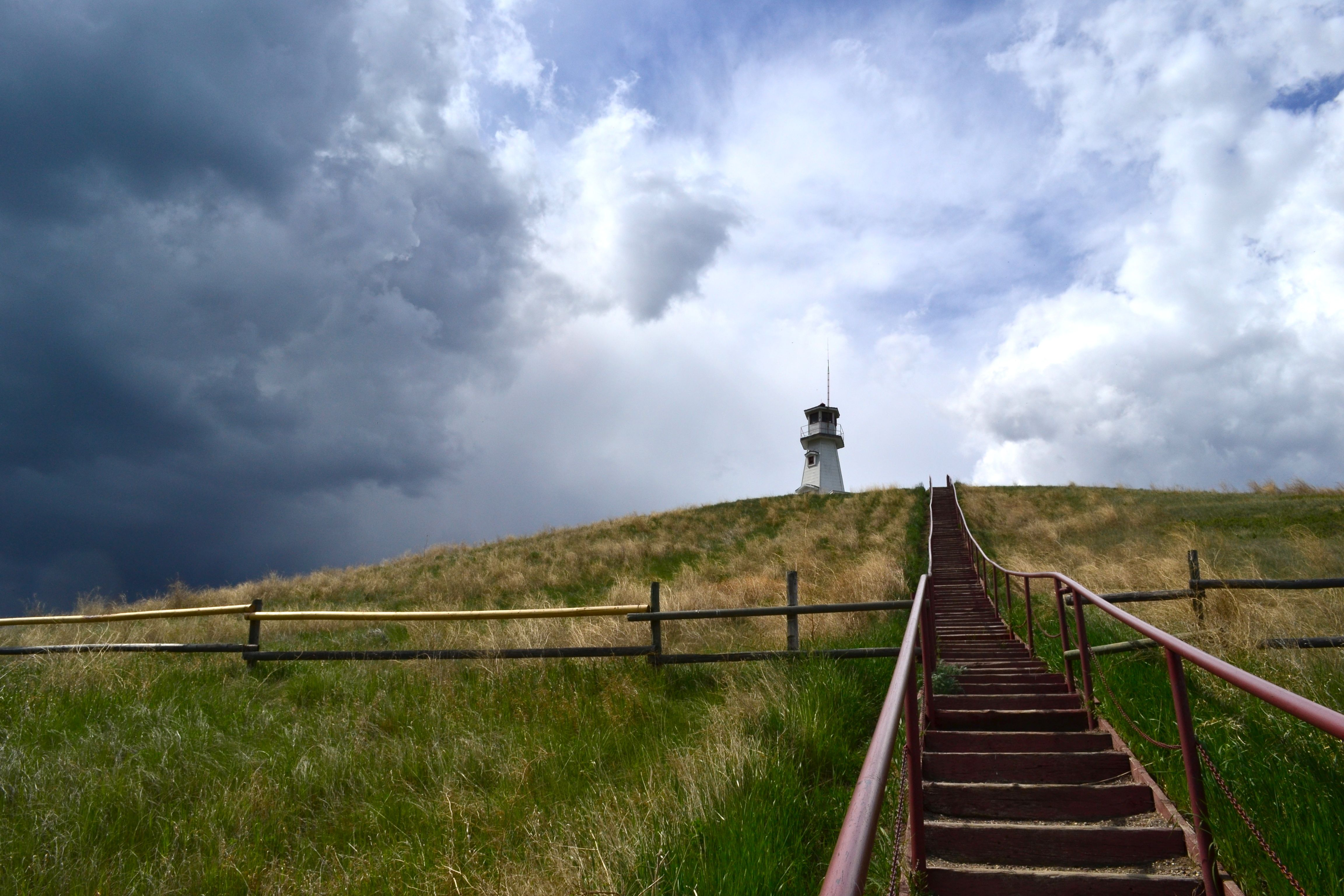 A lighthouse in the Prairies!? Lloydminster and The