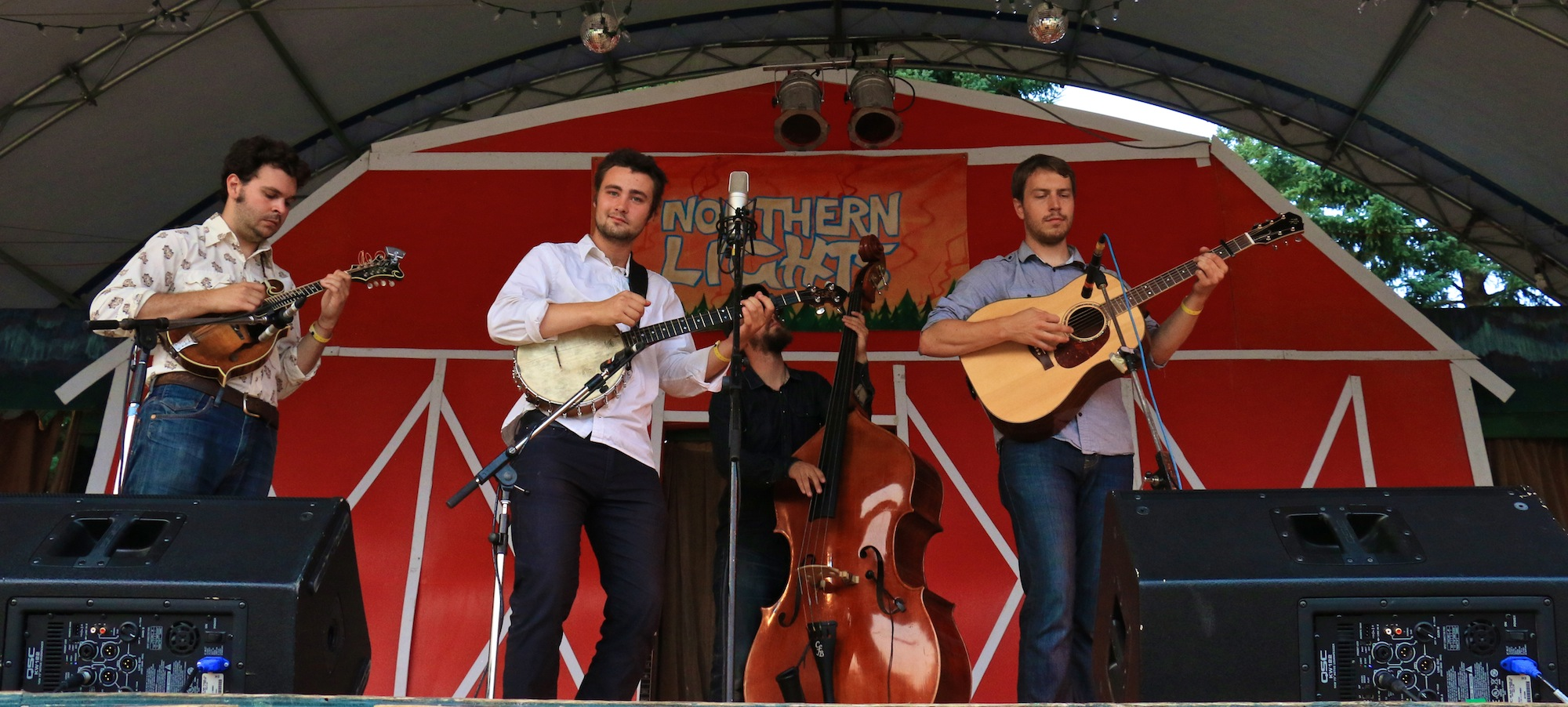 Northern Lights Blue Grass and Old Tyme Music Festival