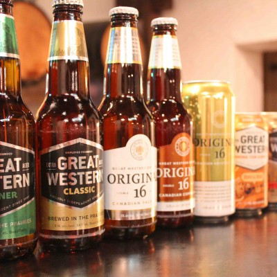 Original 16: From Barley to Beer at Great Western Brewing Company