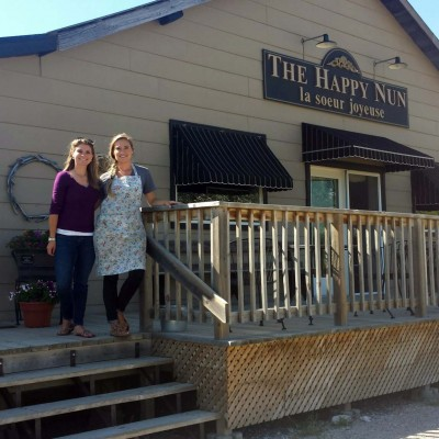 The Happy Nun Cafe: Big Dream in a Small Town