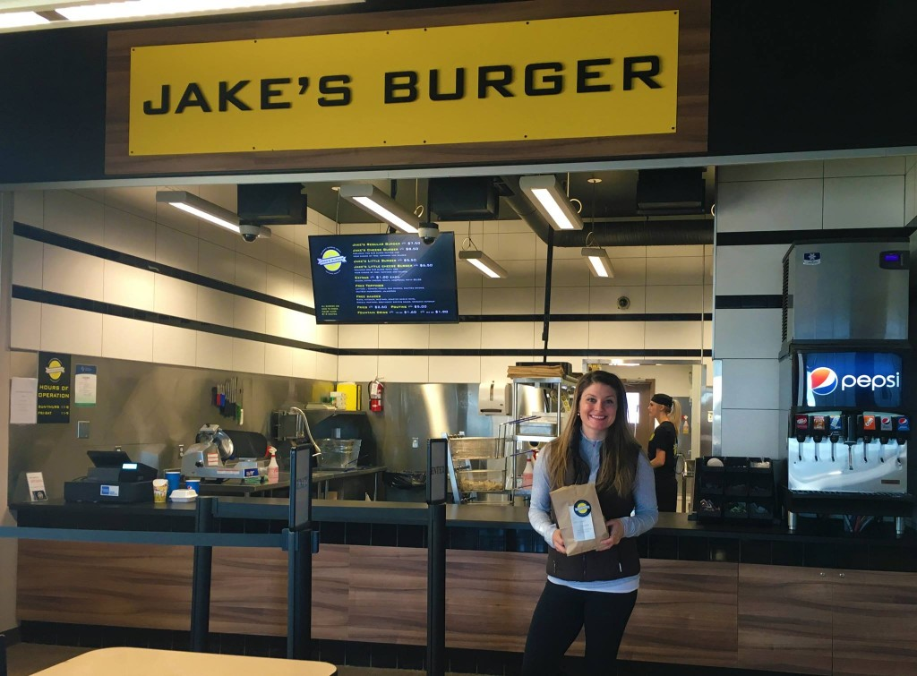 Jake's Burger in Hague, Sask.