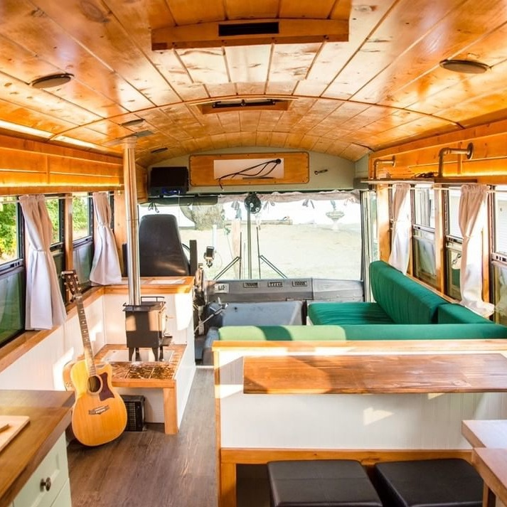 Van Life, Anyone? Custom Van and Bus Conversions in Prince Albert!
