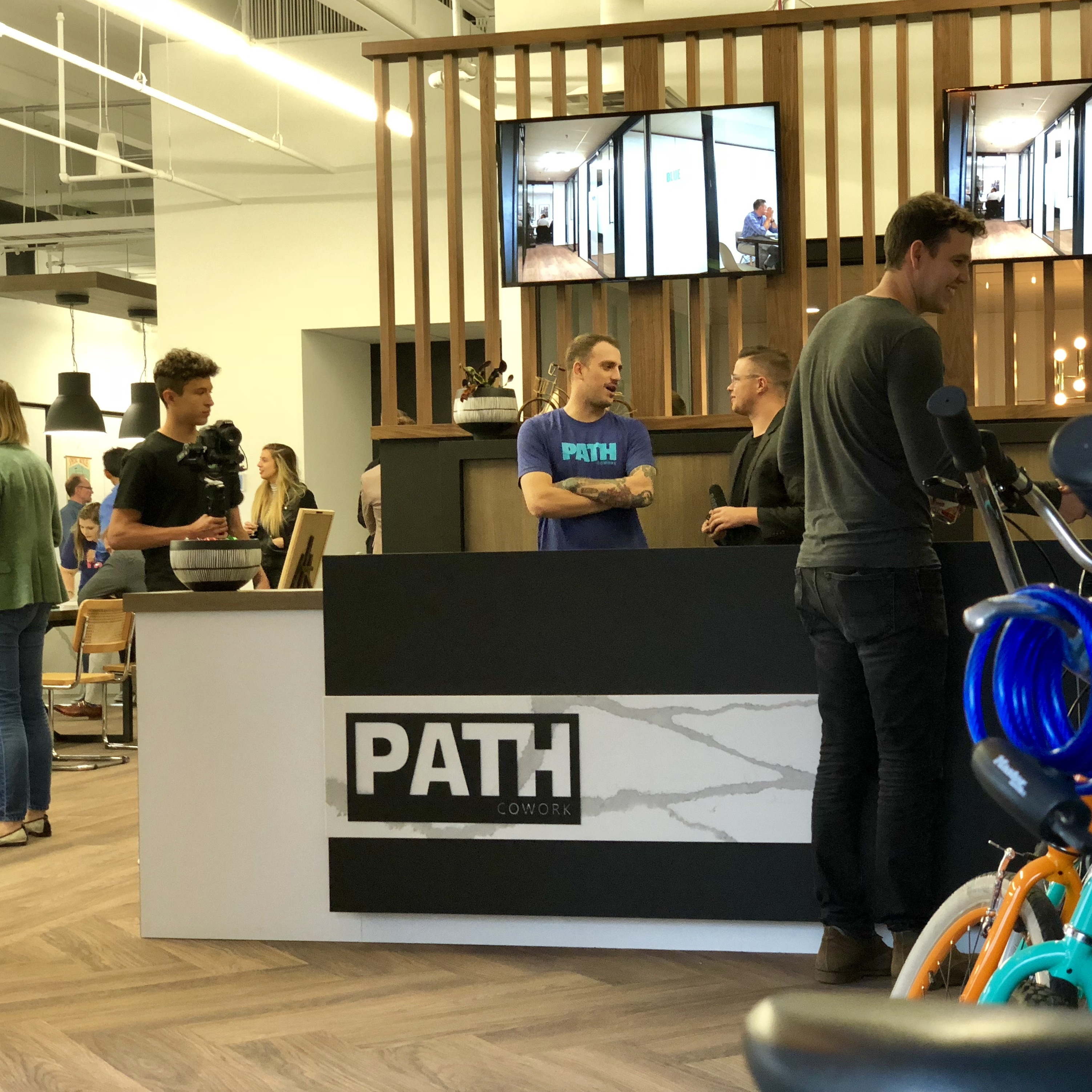 PATH Cowork - Regina's Newest Co-working Space!