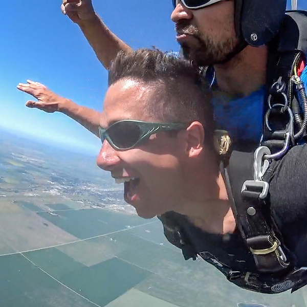 Skydive South Sask