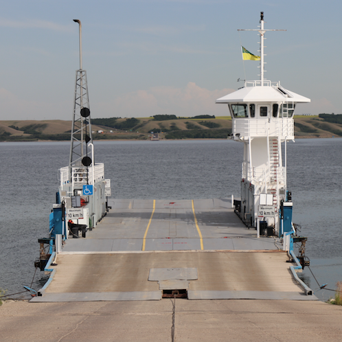 Riverhurst Ferry